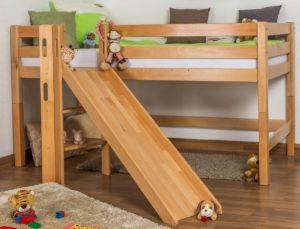 Etagenbett Moritz Buche : Kinderbett mit regal u sehr schön etagenbett pauli